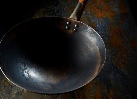 中華鍋 焦げ