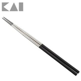 貝印 KAI SELECT100 ステンレス菜箸