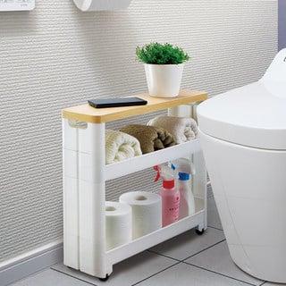 トイレ収納 スリム スマートワゴン