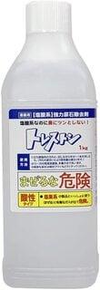 塩酸系強力尿石除去剤 トレストン