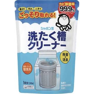 シャボン玉 洗濯槽クリーナー