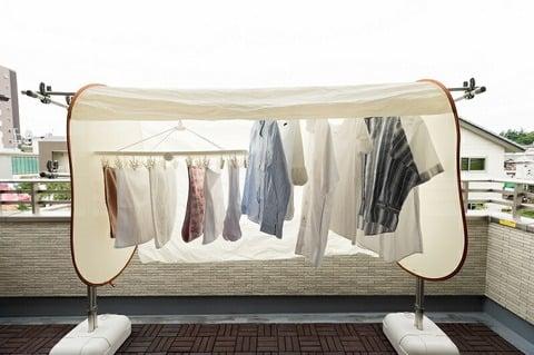 洗濯日和ネクスト(レギュラー) 洗濯物保護カバー