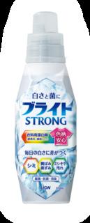 ライオン ブライト STRONG ブライトストロング 衣料用漂白剤 本体 510ml