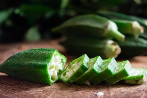 オクラ 保存 料理 野菜 夏