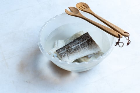魚 切り身 塩抜き