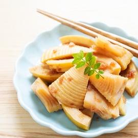 たけのこ 山菜 煮物 野菜