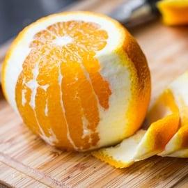 オレンジ カット