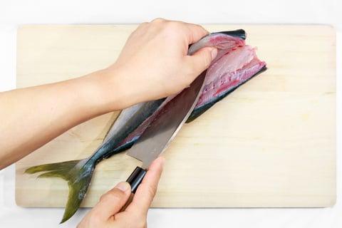 魚 ブリ ぶり 鰤 下処理 さばき方
