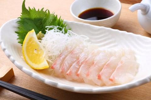 鯛 タイ 魚 刺身 さばき方