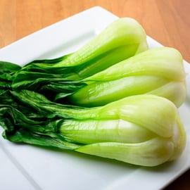 チンゲン菜 茹で方
