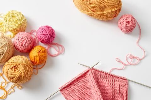 編み方 編み物 毛糸 棒針 棒針編み