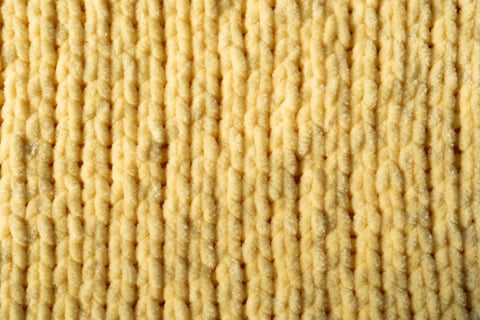 編み方 表目 棒針編み