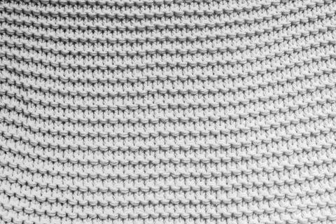 裏目 編み方 棒針 編み物