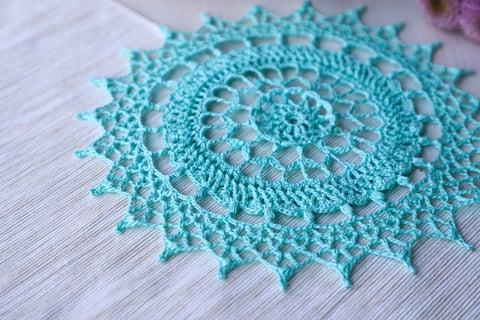 レース編み かぎ針