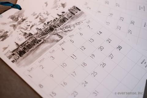 賞味期限 カレンダー