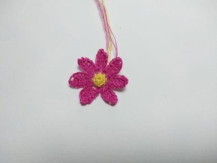 かぎ針編み 編み物 編み方 花