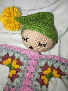 かぎ針編み 編み物 編み方 人形