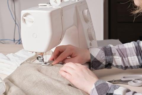 エコバッグ 刺繍 裁縫 ハンドメイド