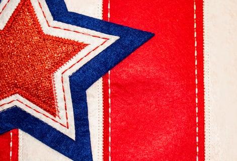 刺繍 裁縫 星 ハンドメイド 手作り