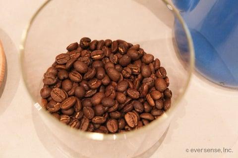 コーヒー豆 保存