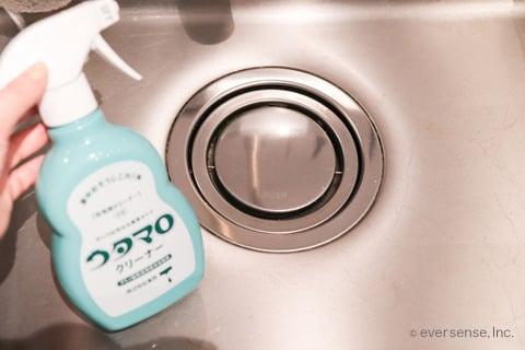 ウタマロクリーナー 使い方 シンク 掃除
