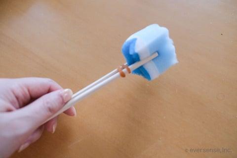 水筒 ブラシ 手作り