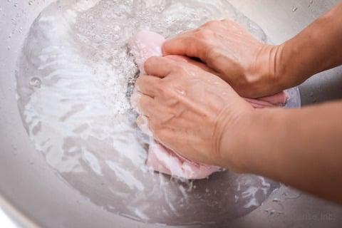 レーヨン 洗濯 手洗い