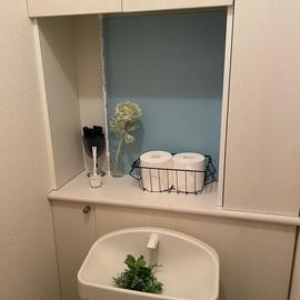 【100均グッズ活用アイデア】賃貸でもおしゃれなトイレ