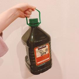 【コストコHAUL】3Lの大容量オイルは揚げ油にも使えてコスパ◎✨