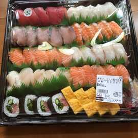 【コストコHAUL】定番の48貫お寿司!回転寿司よりコスパ良し